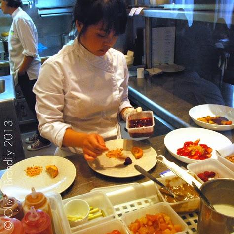 Ze kitchen galerie william ledeuil l quilibriste for Ze kitchen galerie menu english