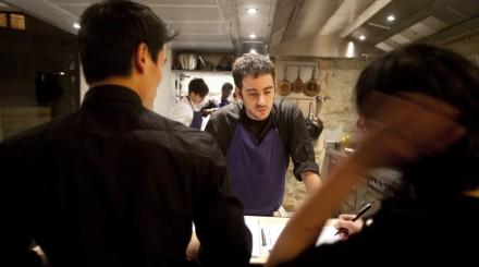 daniel rose- restaurant spring paris