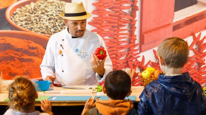 #Bon, le premier salon gastronomique dédié aux enfants