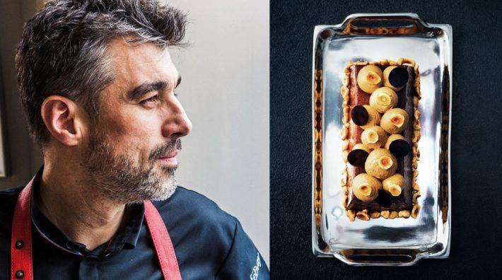 Nicolas Bernardé, le baroudeur de la pâtisserie