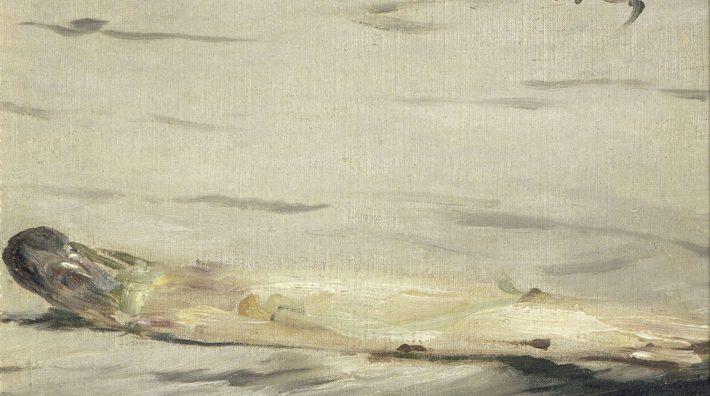 L'asperge de Manet