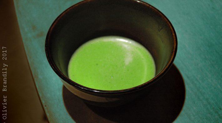 Matcha : une folie verte