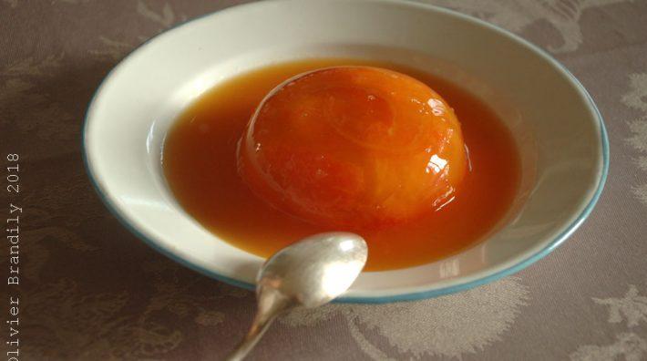 Terrine d'agrumes au thé Earl Grey