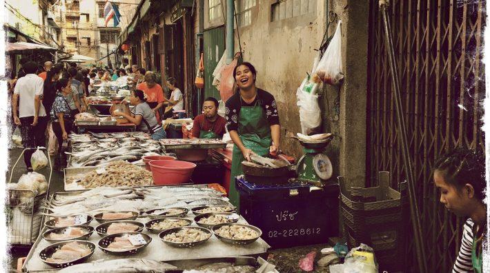La Thaïlande par le menu
