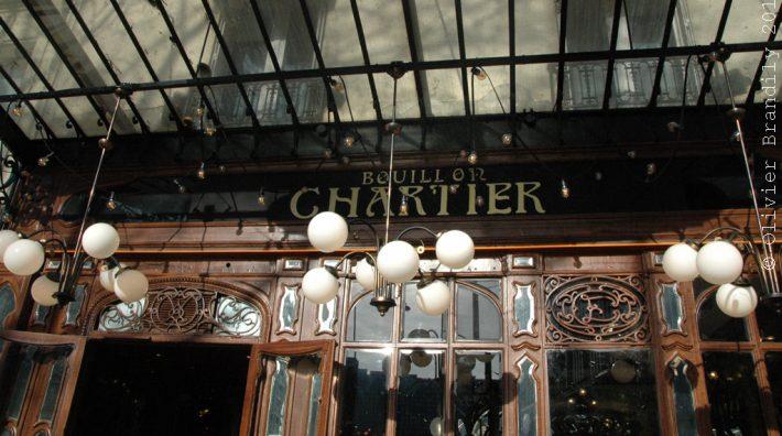 Le grand retour de Chartier
